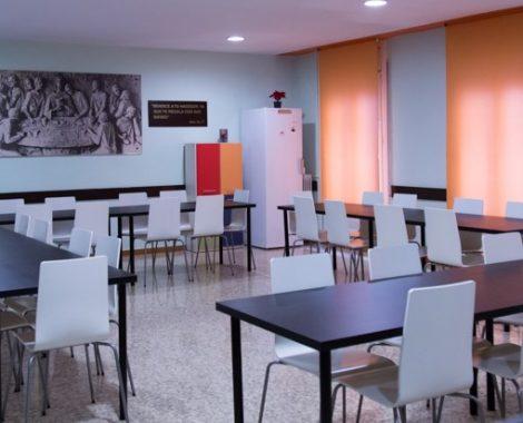residencia-universitaria-barcelona COMEDOR